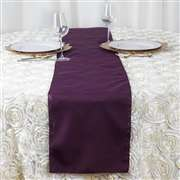 Eggplant Table Runner