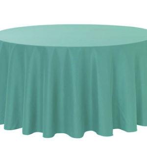 Tiffany - 120 inch round - Polyester