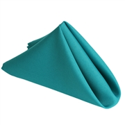 Turquoise Polyester Napkins