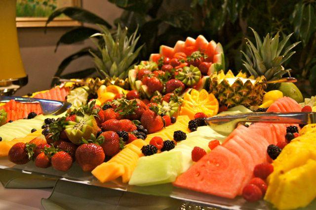 Fruit Tray - Bridal Bliss